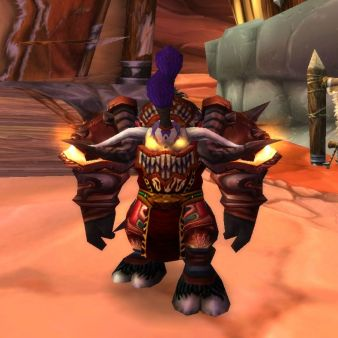 Syrcorax in the Burning Crusade