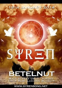 SYREN BETELNUT
