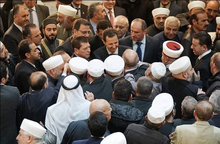 Securitization of Religion as a Tool of Survival in the Syrian Conflict