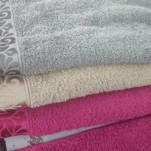 Lotus Hand towel 90x50cm