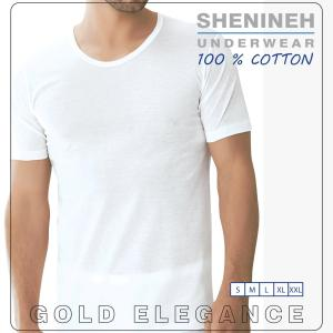 T-shirt, round neck with short sleeves, 100% Cotton