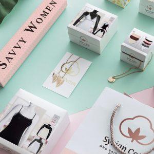 Savvy Women | 8 pieces