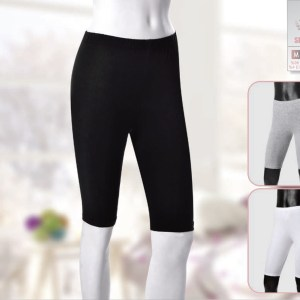 Above knee tights, 96% Cotton and 4% Elastane