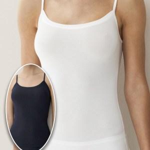 Katoenen Hemdje, 95% Katoen, een comfortabele model