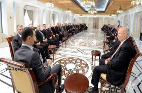 Assad Reception