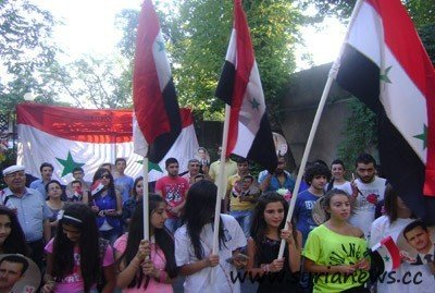National Union of Syrian Students in Armenia (Source: SANA)