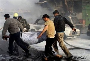 Damascus: Terrorists injure 8 Syrian citizens by mortar attacks (Source: FNA)