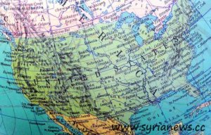 Atlas Map of the USA