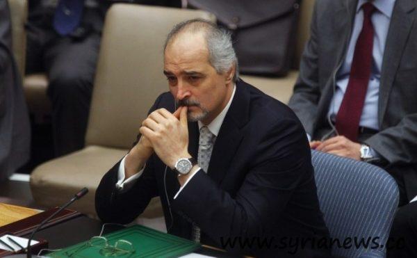 Dr. Bashar Jaafari, Syria permanent representative at the United Nations