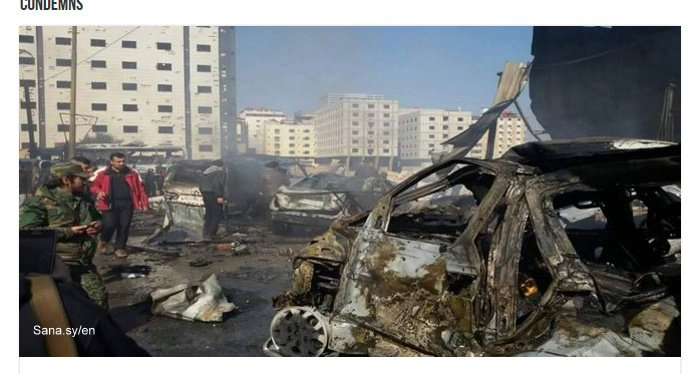 Moderate Terrorists Kill 45 Syrians with Moderate Bombs