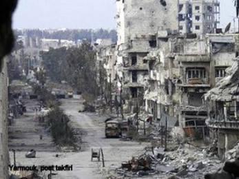 Yarmouk, post takfiri