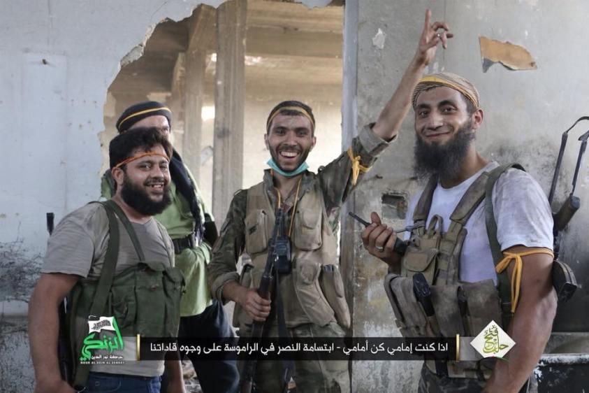 US funded al Zinki assassins of Abdullah Issa