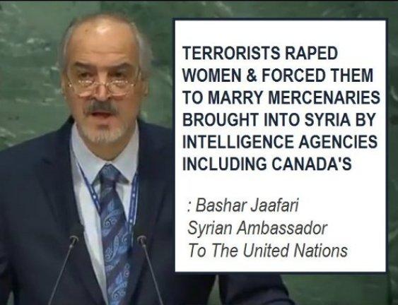 image-Bashar Jaafari on terrorists torturing women in Syria