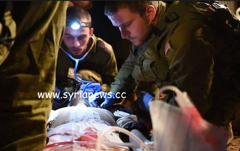 Israel top shelf IDF trauma surgeons perform gut surgery on ISIS terrorist on the Golan.