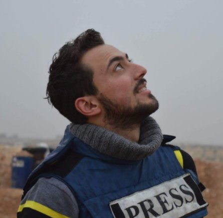 Friends of Austin Tice helped murder this Syrian journalist, in Syria.