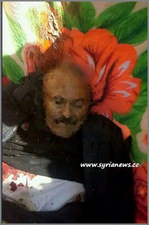 image-Ali Abdallah Saleh - Killed - Blurred