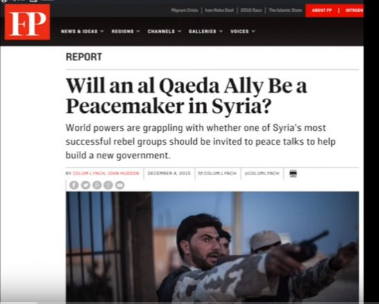 Rebranding Jolani as human is a rerun of remarketing al Qaeda
