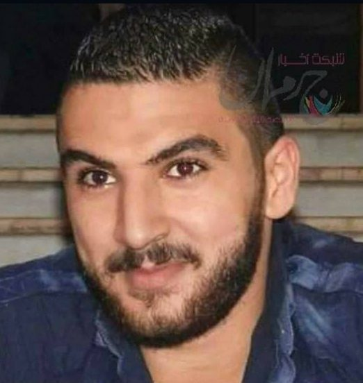 The name of this Syrian man murdered 20 February by Ghouta terrorists is Nayef Qabbani.