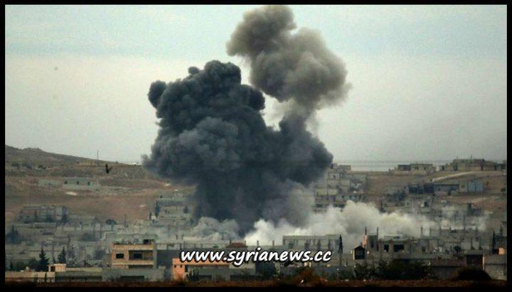image-US-Led Coalition Massacre Civilians in Syria - Archive Photo
