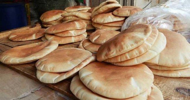 Syrian Bread - Subsidized in Syrian Budget