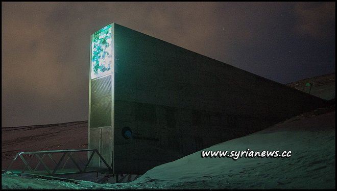 Svalbard Global Seed Vault - Norway