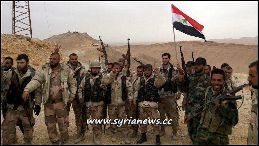 Syrian Arab Army SAA - الجيش العربي السوري