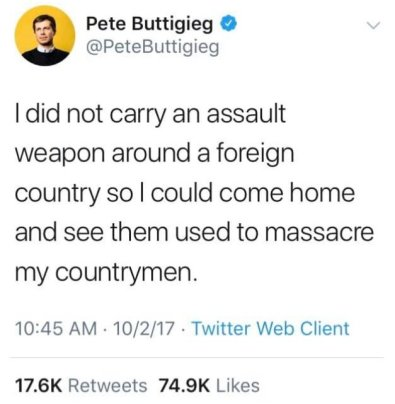 "Pete Buttigieg: Is this ""white supremacy"" or murderous ""colonial impunity""?"