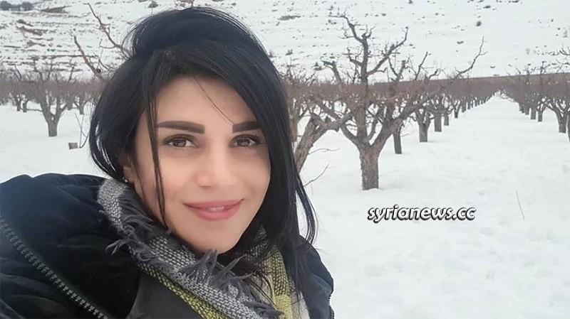 Wafaa Shabrouni RT Arabic Syria وفاء شبروني سورية