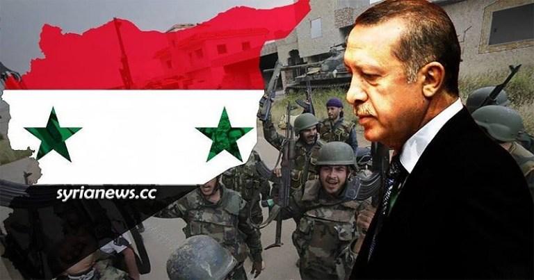 Erdogan turkish Army losing to the SAA in Idlib - Terror HTS al qaeda Nusra Front
