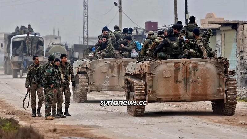 SAA Syrian Arab Army - File Photo Idlib - Aleppo - Deir Ezzor - Raqqa