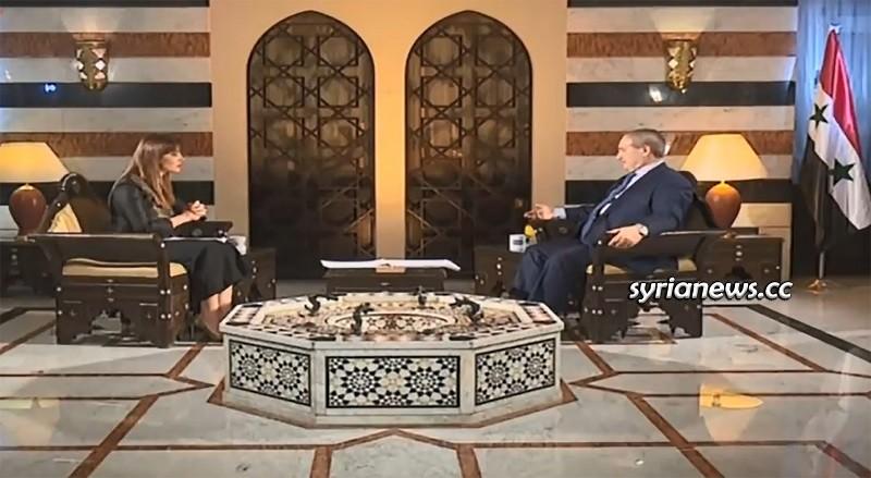 Dr Faisal Meqdad Syria Deputy Foreign Minister Interview with Al Mayadeen - Erdogan Turkey NATO USA Idlib Aleppo Kurds