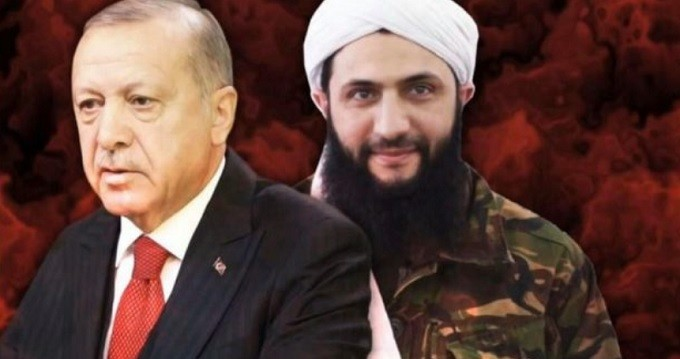 Erdogan and Jolani