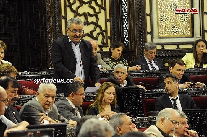 Syrian People's Assembly - Parliament