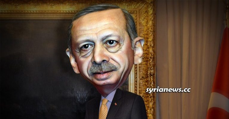 Recept Tayyeb Erdogan - Turkey Sultan Wannabe