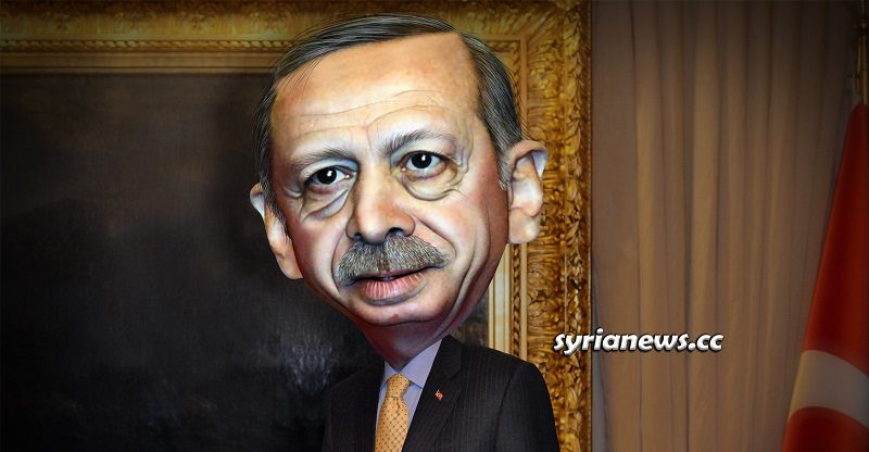 Recept Tayyeb Erdogan - Turkey Sultan Wannabe
