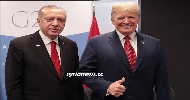 Trump: 'Erdogan in the Smallest Pocket' - Syria News Archive - Turkey USA Syria Libya