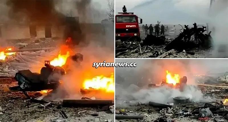 Car explosion in Ras Al Ain - Hasakah province kills 7 civilians two of them children