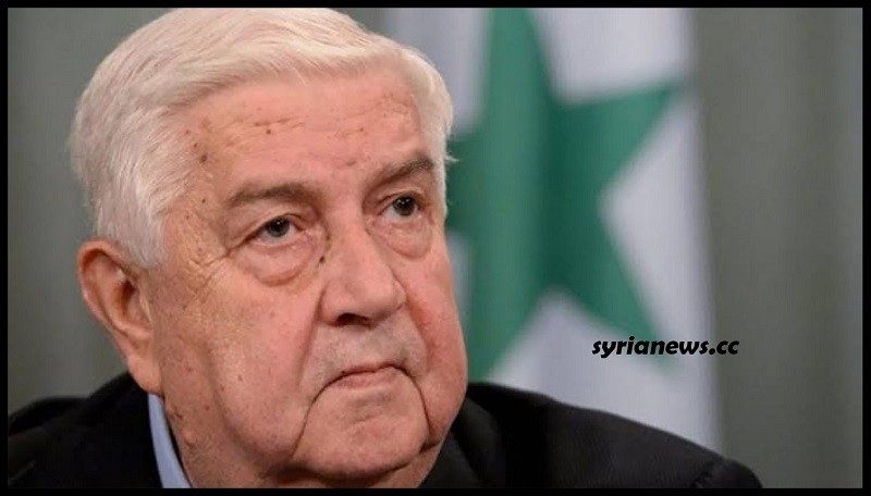Walid Al Muallem Syrian Minister of Foreign Affairs Died - وليد المعلم