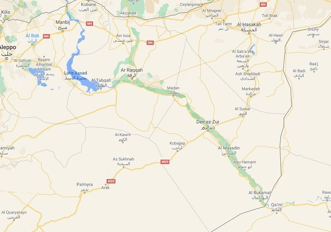 "Google & NATO stenographers insist on erasing history. There is no such place as ""Kobane"" in Syria. That was the name of the German company that built the station in Ain al Arab, in 1911."