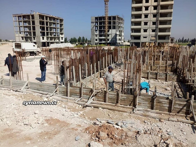 GCBC SY Construction of Affordable Housing in Syria