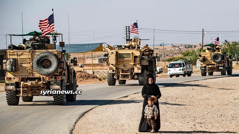 Trump Forces in Syria - Oil Thieves Regiment