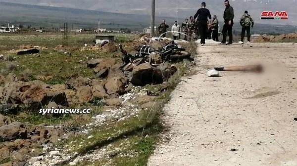 Syrian law enforcement foil terrorist attack targeting Damascus