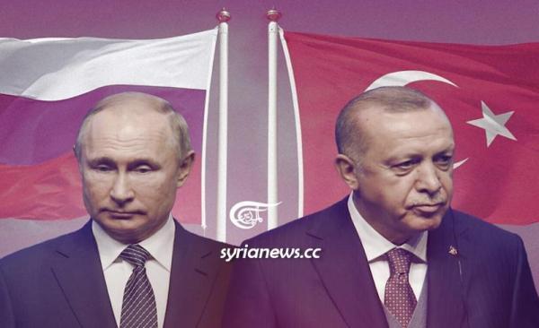 Russia Putin and Turkey Erdogan