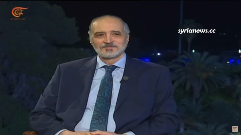 NATO dogs can't touch Bashar Jaafari, Syrian Deputy minister of foreign affairs - Interview May 29 May 2021