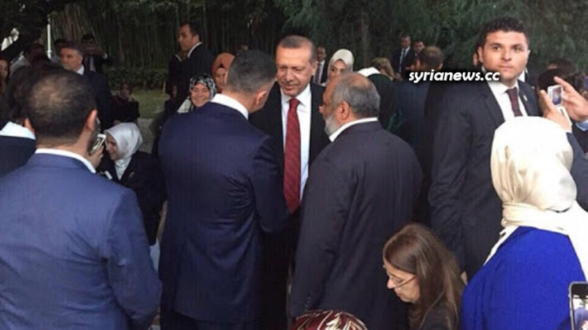 Turkish Mafia Boss Sedat Peker with Erdogan
