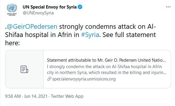 Terrorist Turkey or terrorist SDF
