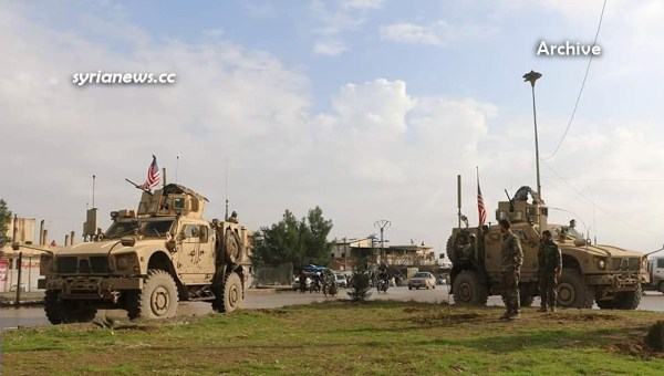 US American forces in Syria - Biden - Hasakah - Deir Ezzor - Raqqa - Archive
