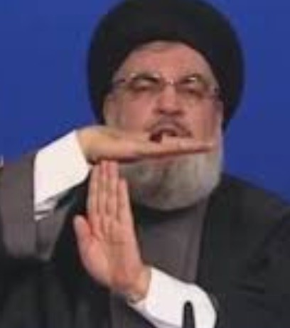 Nasr Allah warned Israel and US nothing would stop arrival of Iranian oil tanker.