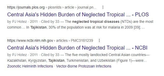 ...likely related to the meds used in this region against Neglected Tropical Diseases (for which Guterres also has a blind spot).