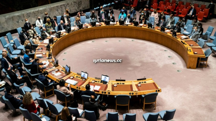 United Nations Security Council meeting on Syria requested by NATO